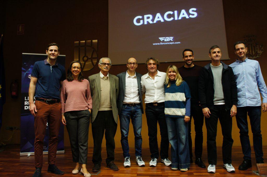 FBR se presenta en Valencia
