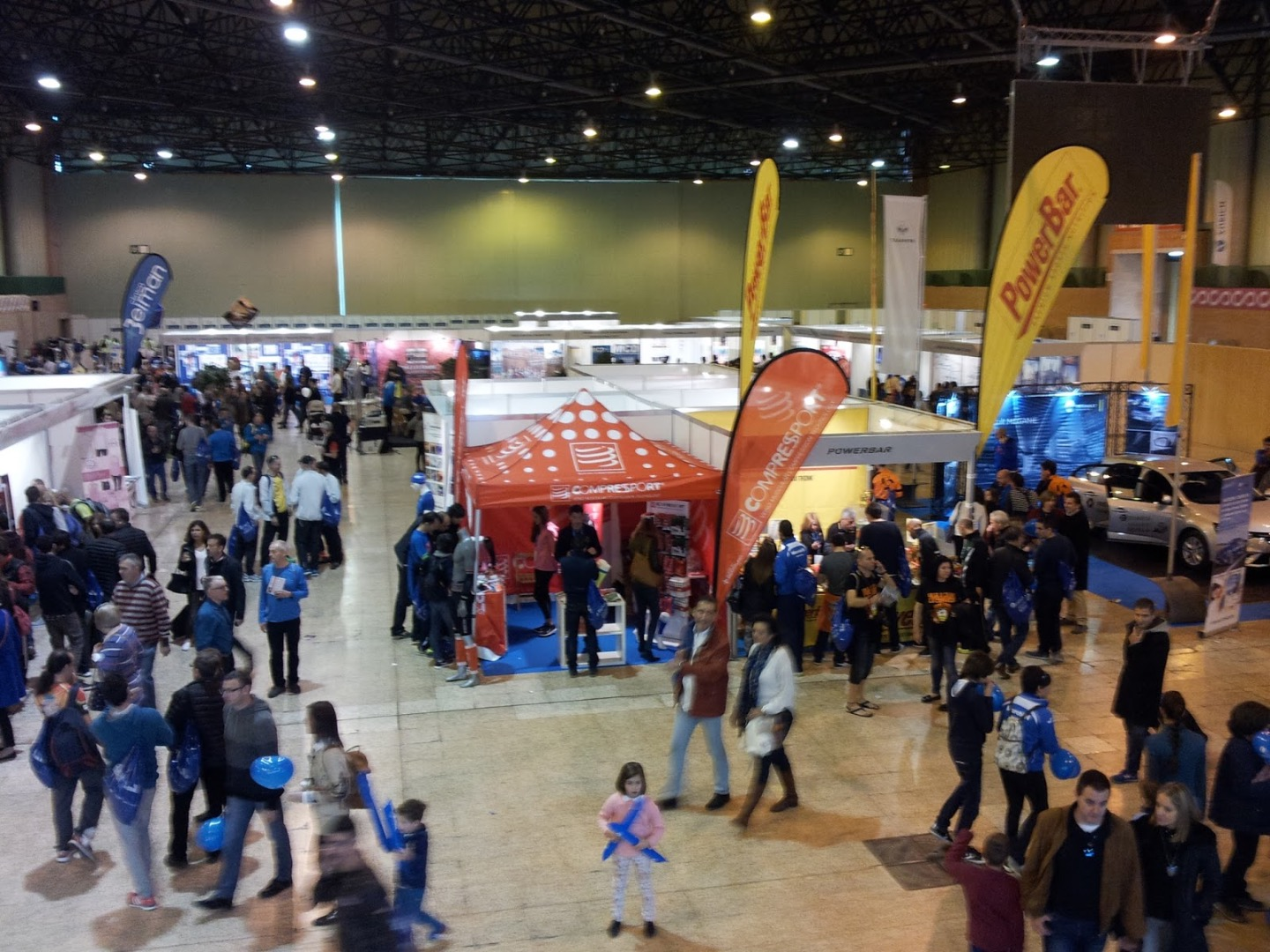 FBR will be at the Marathon Expo in Seville