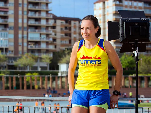 Ana María Miñana: of suffering a plantar fasciitis to complete three marathons