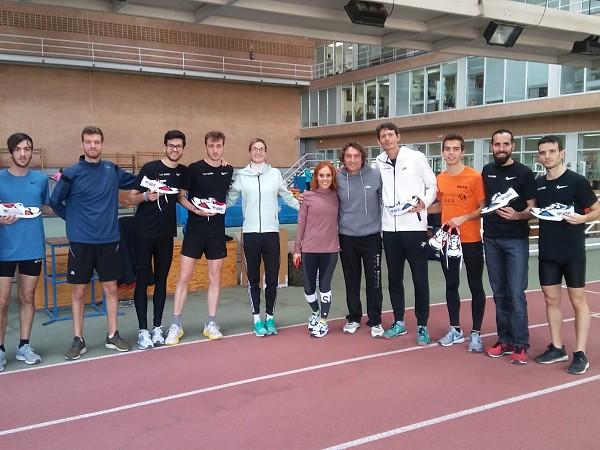FBR en Madrid... y primer interés de una gran marca