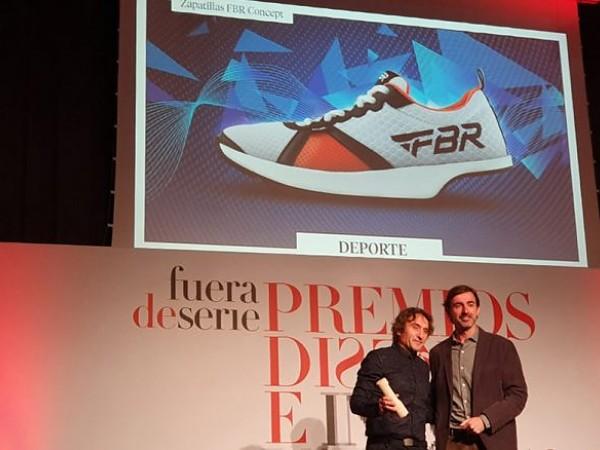 FBR, galadornada en los Premios Fuera de Serie